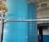 Резервуары по 100 куб. м. для  горячей воды