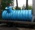 Подземный резервуар 45 кубов (45м3) для воды